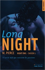 night owl, tome 1 long night